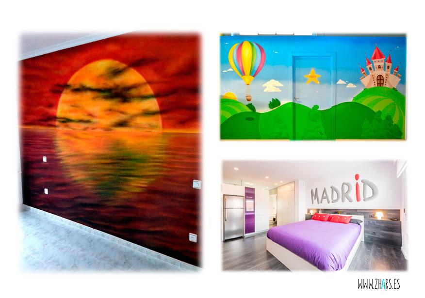 Murales interiores 2